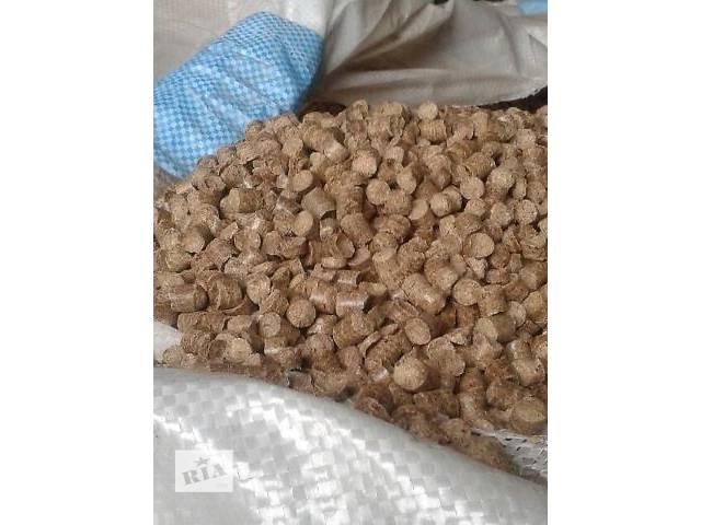 купить бу пеллеты из сосны EN plus в Умани