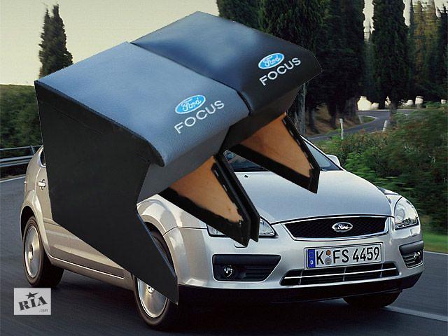 купить бу Передний подлокотник на форд фокус Удобный, мягкий, откидывается вверх, плотно сидит, не Торохтит. Цена всего 200 грн. в Львове