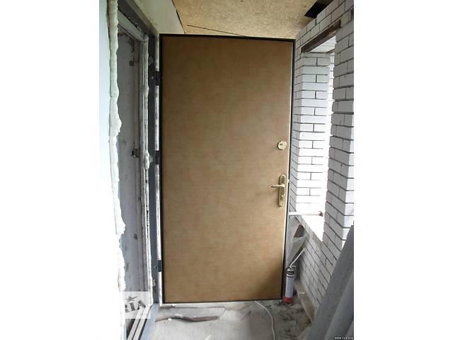 бу Перетяжка дверей кожзаменителем  в Киеве