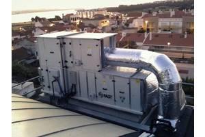 Перевозка вентиляционного оборудовани