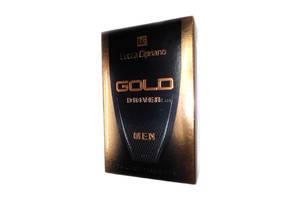 Туалетна вода Чоловіча Lucca Cipriano Gold Driver Eau De Toilette 100 мл