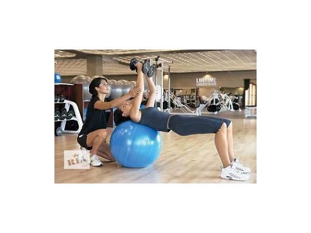 купить бу персональные тренировки по фитнесу для женщин и девушек в Виннице