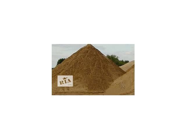 Песок строительный- объявление о продаже  в Донецке