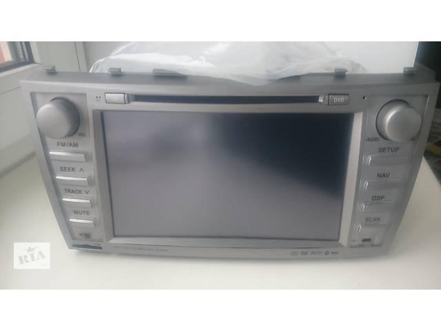 Phantom DVM-1720G i6 - штатное головное устройство для автомобилей TOYOTA Camry 40- объявление о продаже  в Киеве