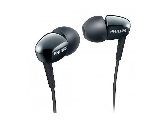 бу Philips SHE3900BK/51 Black новые. в Запорожье