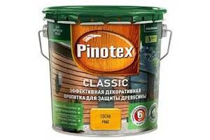 Нові Просочення для дерева Pinotex