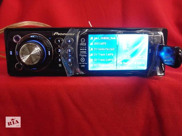 продам Pioneer 3012 (AVI / DVIX / MP4 / МР3 / Jpeg / WMA) бу в Запорожье