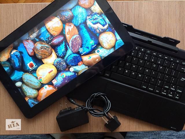 купить бу Планшет Нетбук RCA Maven Pro 11.6 4 ядра 32gb 1gb Ram Андроид 5 Док станция в Киеве