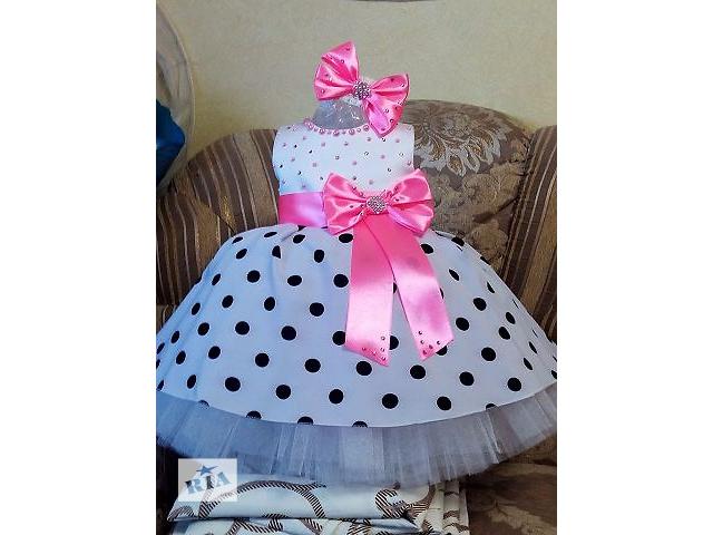 Плаття для дівчинки на 1 рік - Дитячий одяг в Україні на RIA.com 11c20ef722e12