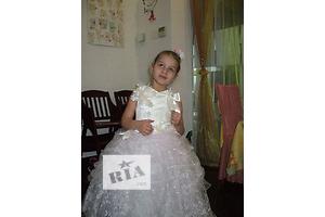 б/у Детские бальные платья