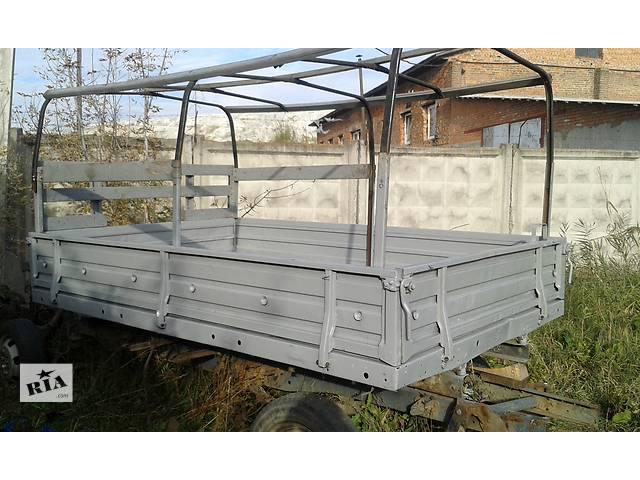 бу Платформа бортовая ГАЗ 3302 Газель в Виннице