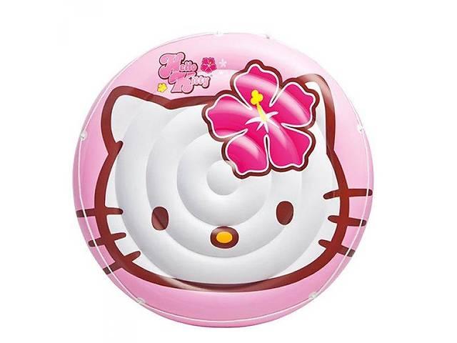 продам Детский надувной плотик Hello Kitty Intex 137 см (56513) Art. phoe-573447991 бу в Киеве