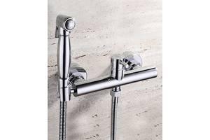 Гігієнічний настінний душ із змішувачем Art Design023 Cromo хром
