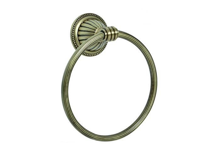 Кольцо для полотенца KUGU Hestia antique 904A Art. vikr-330996261- объявление о продаже  в Харькове