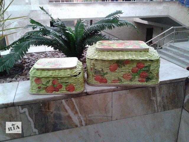 купить бу Подарочный набор шкатулок в Киеве