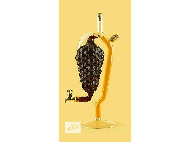 """продам Подарок """"Гроздь винограда"""" - изделие из стекла - стеклодувное мастерство бу в Киеве"""