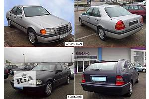 Новые Брызговики и подкрылки Mercedes C-Class