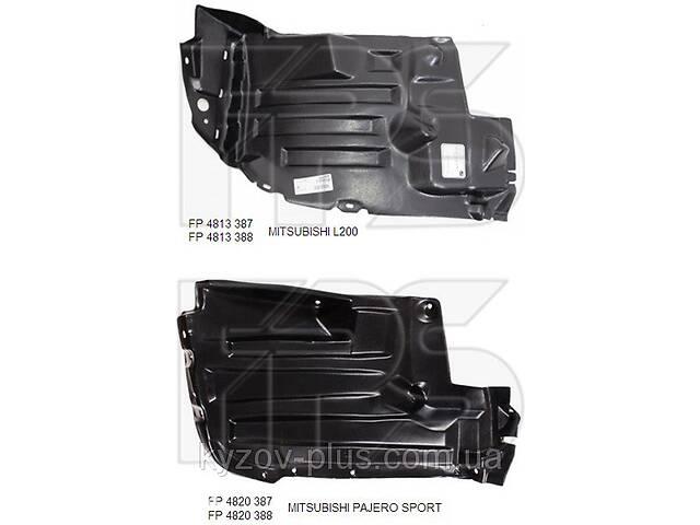 Подкрылок передний левый Mitsubishi L200 / Triton 05-15 передняя часть (FPS) Fps FP 4813 387- объявление о продаже  в Киеве