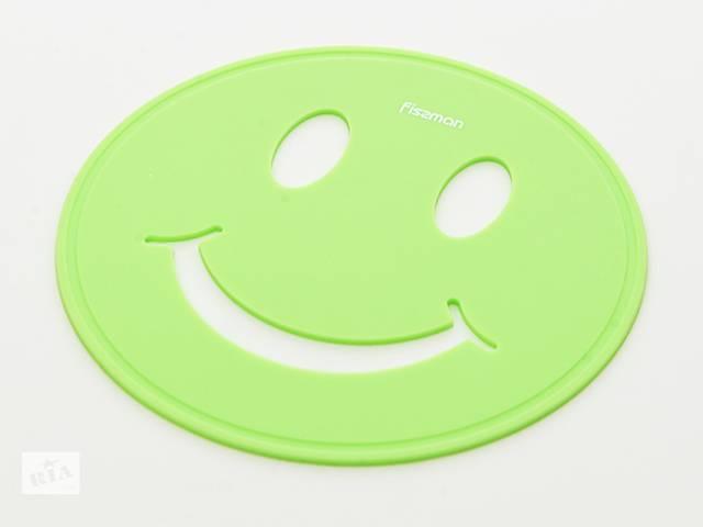 купить бу Подставка под горячее Fissman улыбка 17 см AY-7543.PH в Киеве