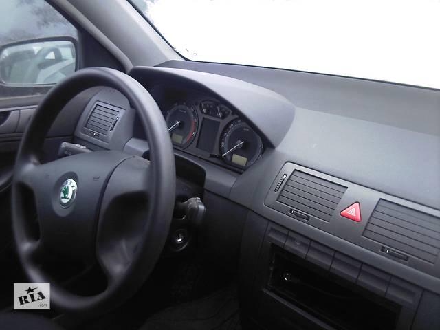 Подушка безопасности для легкового авто Skoda Fabia- объявление о продаже  в Ужгороде