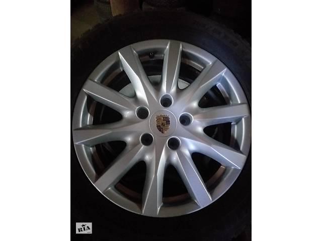 бу Porsche Cayenne 8 18 5х130 ет60 Audi Q7,Vw Touareg  в Виннице