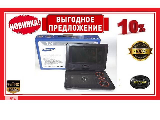 """продам Портативный DVD плеер SAMSUNG 7,8"""" бу в Каменец-Подольском"""