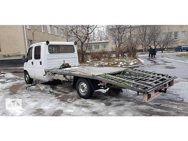Услуги эвакуатора до 2х тонн, до 6ти человек, дешево- объявление о продаже  в Винницкой области