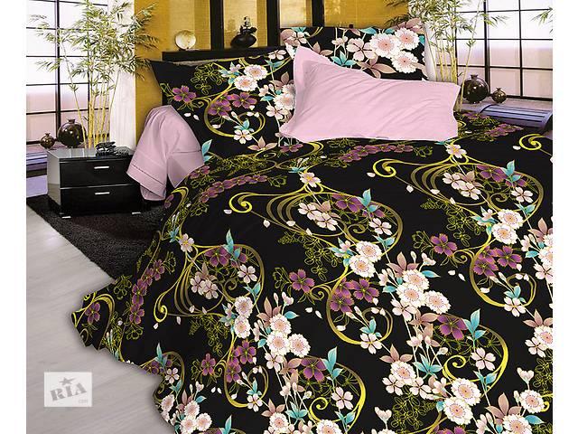 Полуторное постельное белье из перкаля 100% хлопок- объявление о продаже  в Киеве