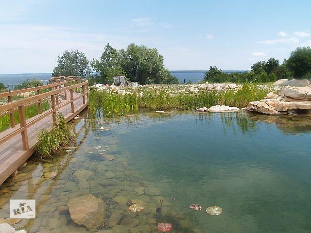 продам Построим плавательный пруд бу  в Украине