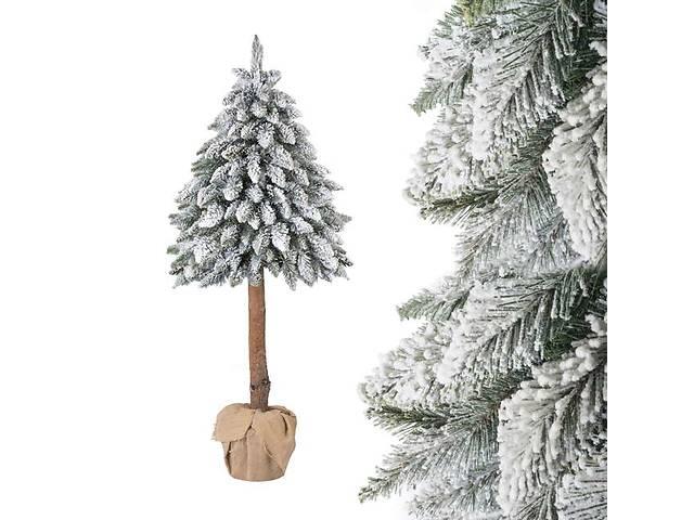 Искусственное дерево 150 см ель на стволе со снегом- объявление о продаже  в Львове