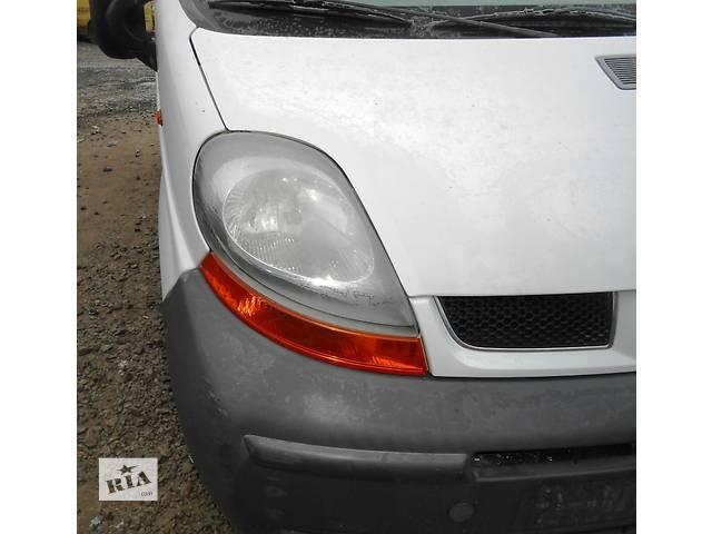 купить бу Поворотник/повторитель поворота левый 7700793312 Opel Vivaro Опель Виваро Renault Trafic Рено Трафик Nissan Primastar в Ровно