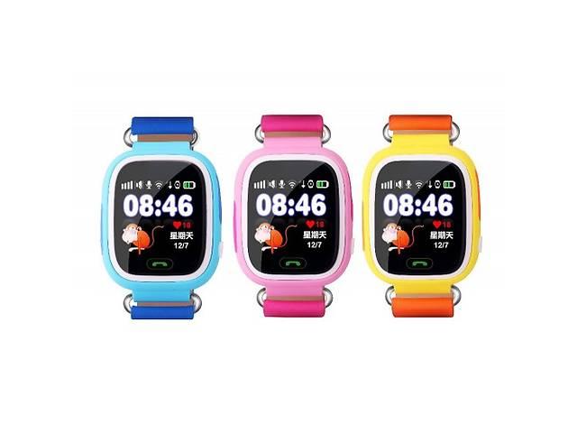 продам   ПоискРасширенный  Smart Baby Watch Q90 розумний годинник бу в Киеве