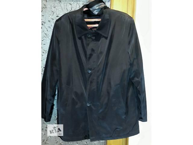бу Продается красивая теплая мужская куртка в Киеве