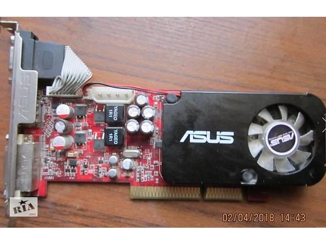 продам Продам Asus AGP 8х/4х Radeon HD 3450 512MB бу в Харькове