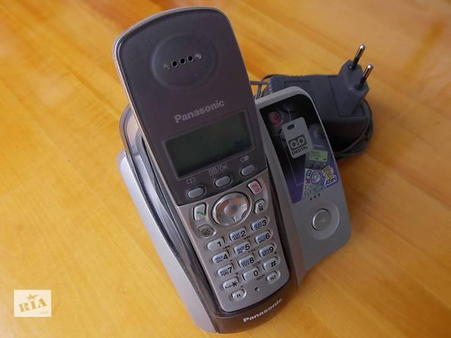 бу Радиотелефон «Panasonic» с автоответчиком в Харькове
