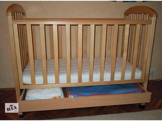 продам Продам детскую кроватку в отличном состоянии. бу в Киеве