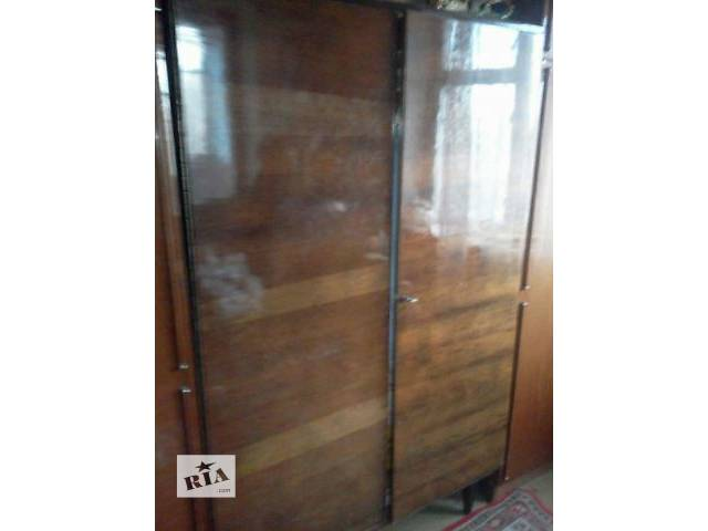 Продам двустворчатый шкаф- объявление о продаже  в Днепре (Днепропетровск)