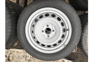 Продам диски R15 4/100 з зимовою гумою 185/60/15