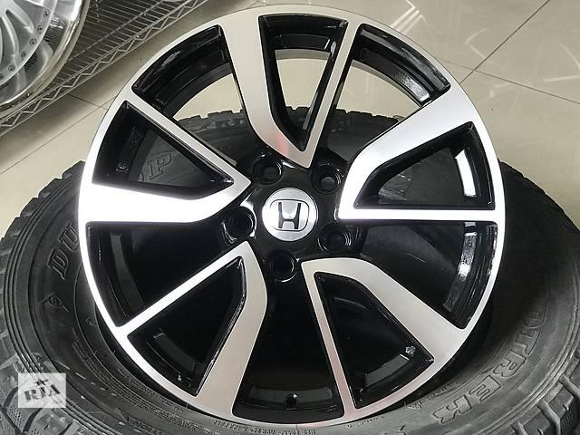Продам диски R17 5x114.3 на Honda новые фирменные диски, Япония.- объявление о продаже  в Харкові