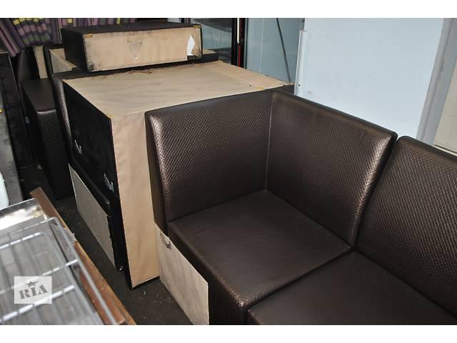 Продам диваны бу для ресторана, кафе, бара. Большой выбор мебели и оборудования бу для общепитов- объявление о продаже  в Киеве