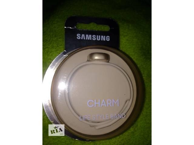 продам Продам элегантный фитнес-браслет Samsung Charm Gold бу в Киеве