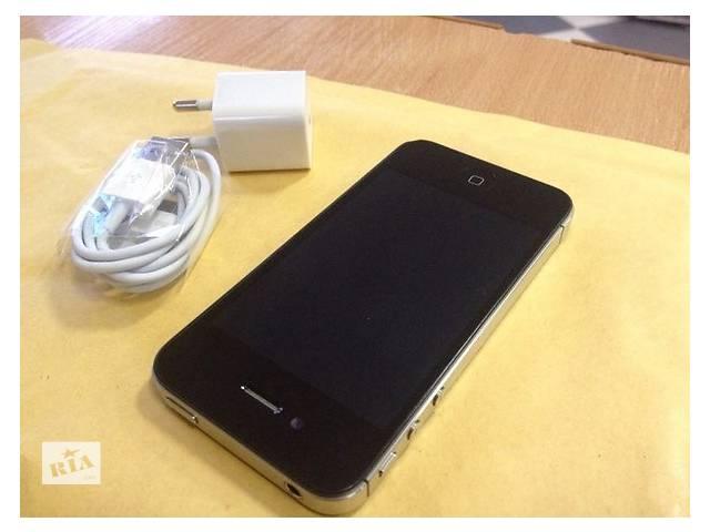 продам Продам iPhone 4s neverlock 16gb в хорошем состояние бу в Казатине (Винницкой обл.)