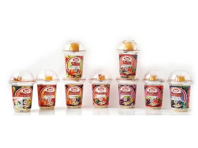 бу Продам каши быстрого приготовления с ягодами, медом и орехами, в ассортименте. в Харькове