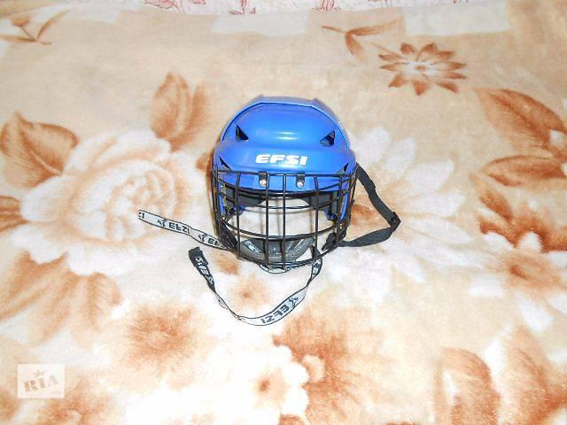 Продам шлем хоккейный- объявление о продаже  в Николаеве