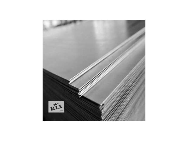 Продам листы нержавеющие 2мм, 3мм и 5мм марка 12х17.- объявление о продаже  в Харькове