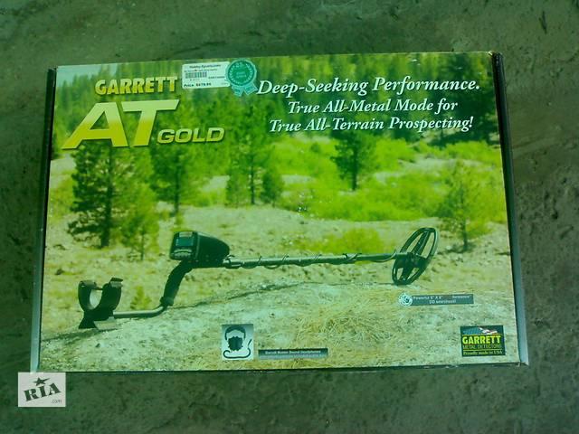 продам Продам металлоискатель GARRET AT. GOLD. Возможен обмен на пять колес Зил-131. бу в Чернигове