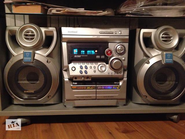 ddb6956365e0 купить бу продам музыкальный центр SAMSUNG MAX-ZB450 в Днепре  (Днепропетровск)