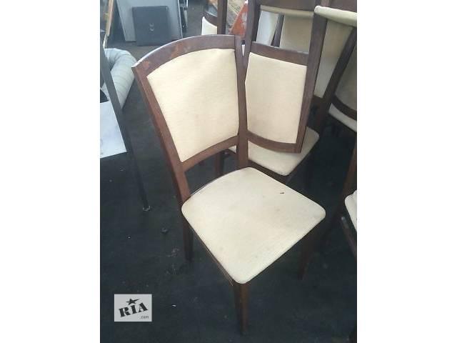 продам Продам мягкие, красивые  стулья б/у  для кафе, ресторанов  бу в Киеве