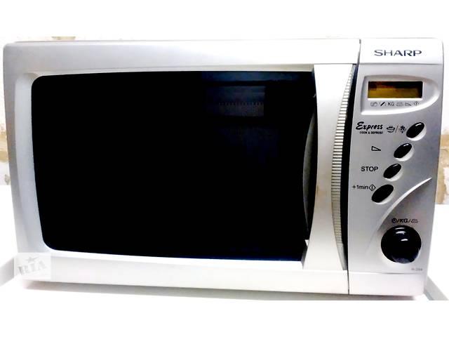 бу Продам микроволновую печь Sharp в Киеве