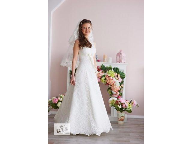 продам Продам очень красивое и нежное свадебное платье бу в Харькове